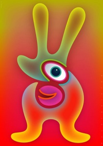 rainbow-rabbit