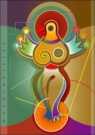Wonderbird by Bernd Watchmeister